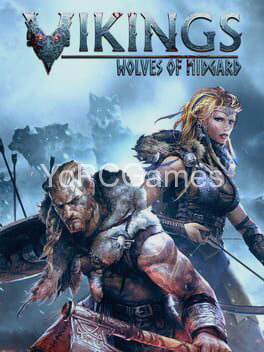 vikings: wolves of midgard cover