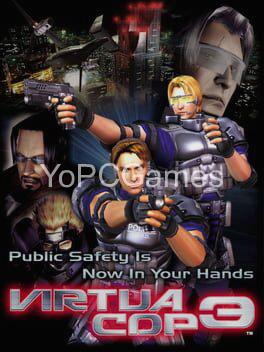 virtua cop 3 pc game