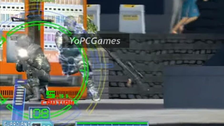 virtua cop 3 screenshot 1