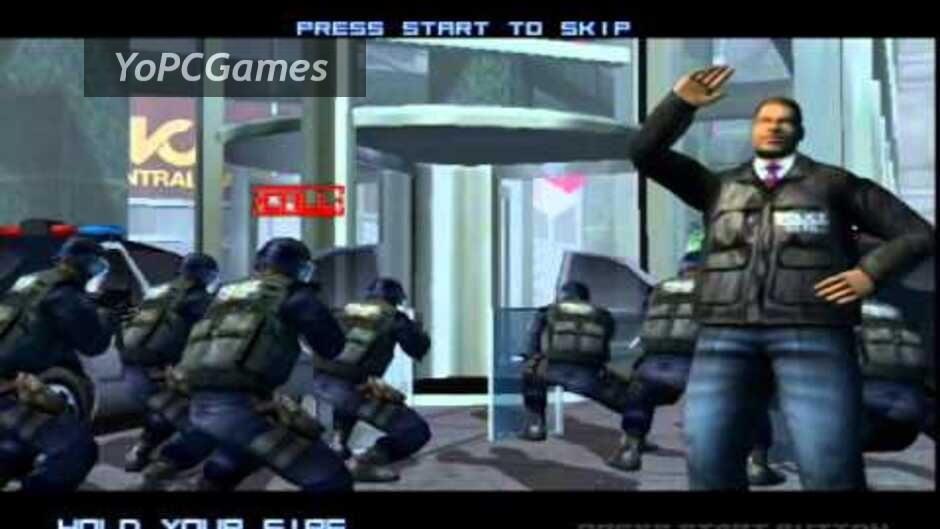 virtua cop 3 screenshot 3
