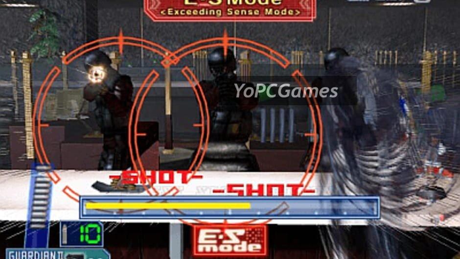 virtua cop 3 screenshot 4
