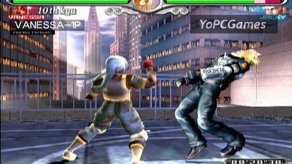 virtua fighter 4: evolution screenshot 1
