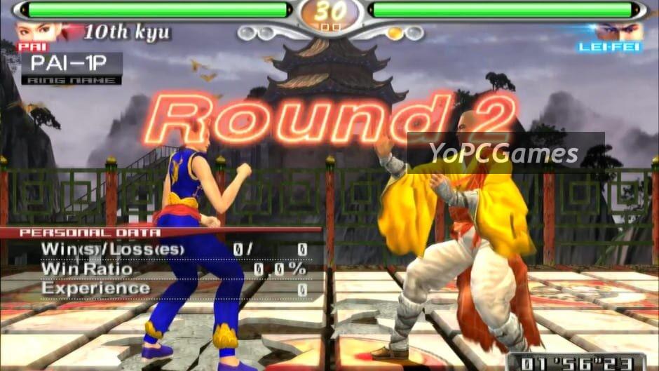 virtua fighter 4: evolution screenshot 3