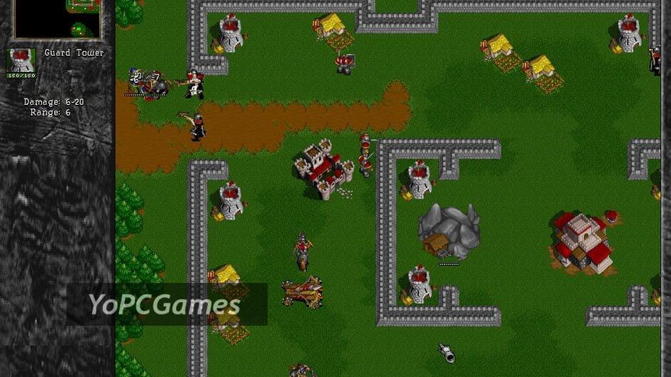 warcraft ii: tides of darkness screenshot 3