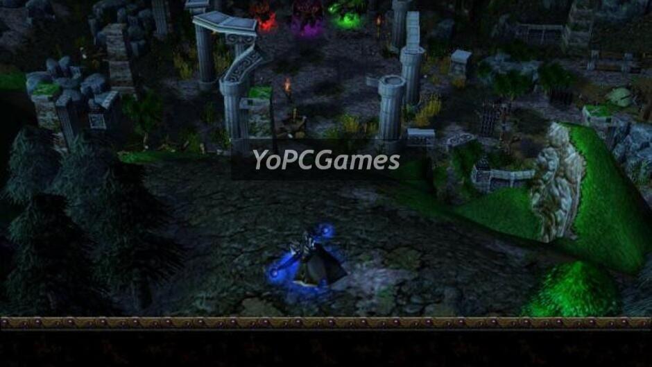 warcraft iii: the frozen throne screenshot 1