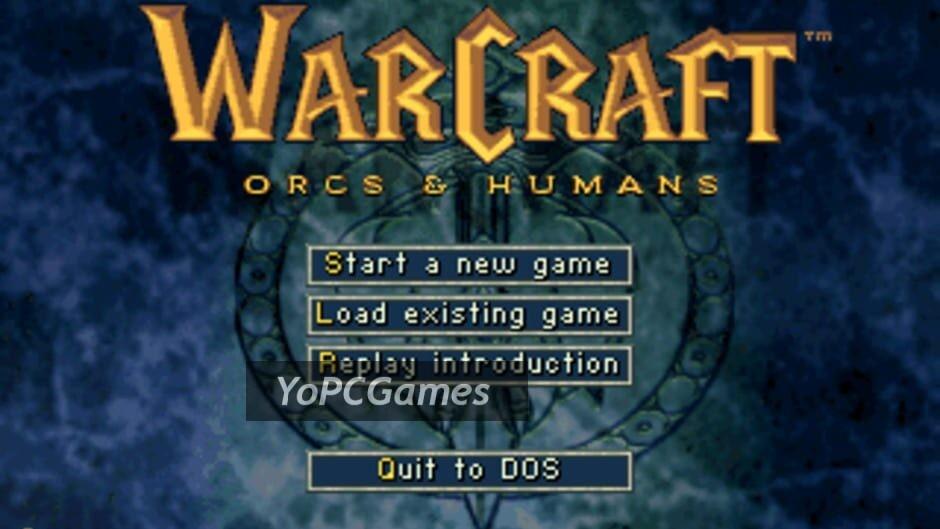 warcraft: orcs & humans screenshot 1