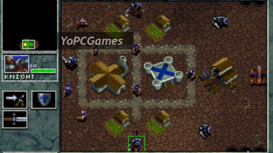 warcraft: orcs & humans screenshot 2