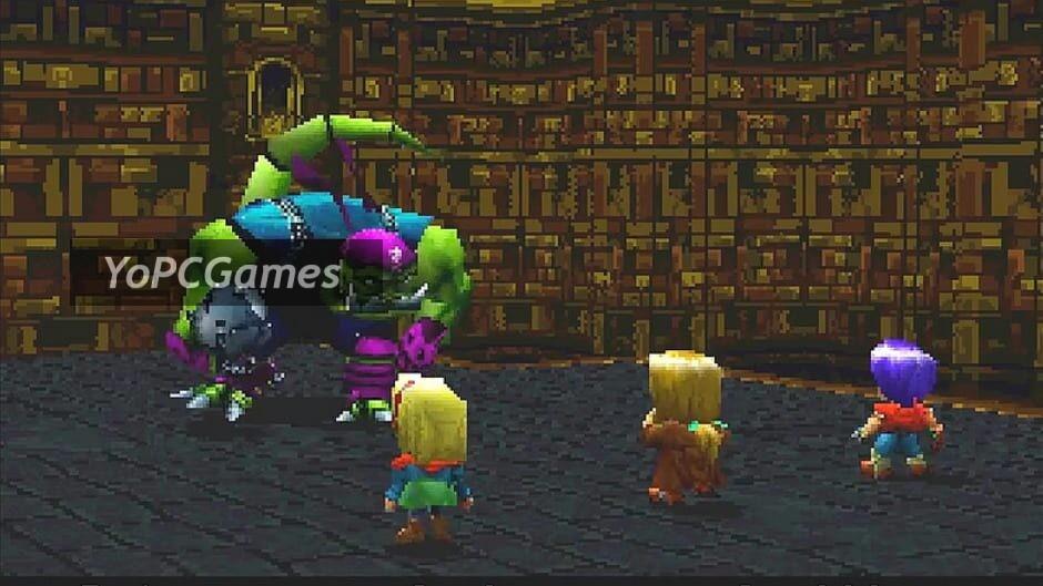 wild arms screenshot 3