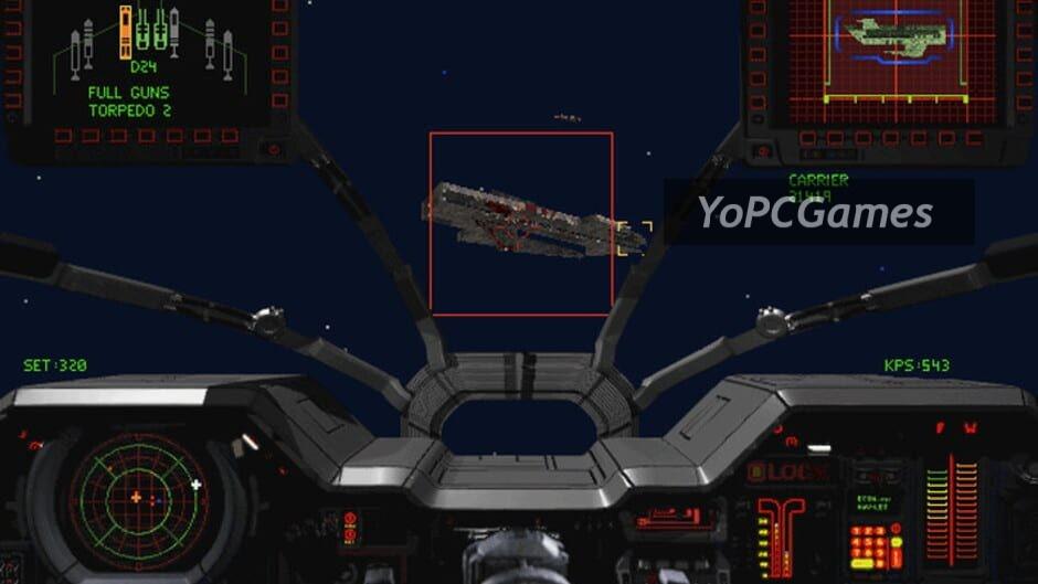 wing commander iii: heart of the tiger screenshot 2