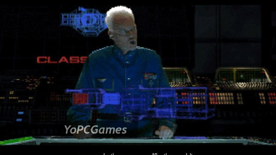 wing commander iii: heart of the tiger screenshot 3