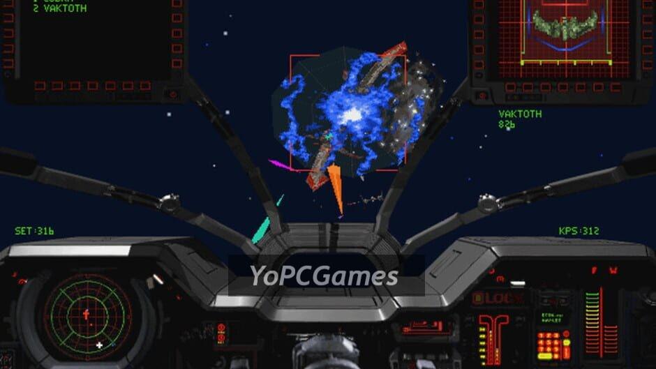 wing commander iii: heart of the tiger screenshot 4
