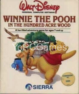 winnie the pooh in the hundred acre wood pc game