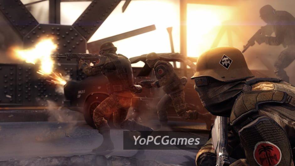 wolfenstein: the new order screenshot 3