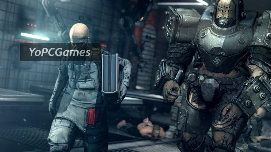 wolfenstein: the new order screenshot 5