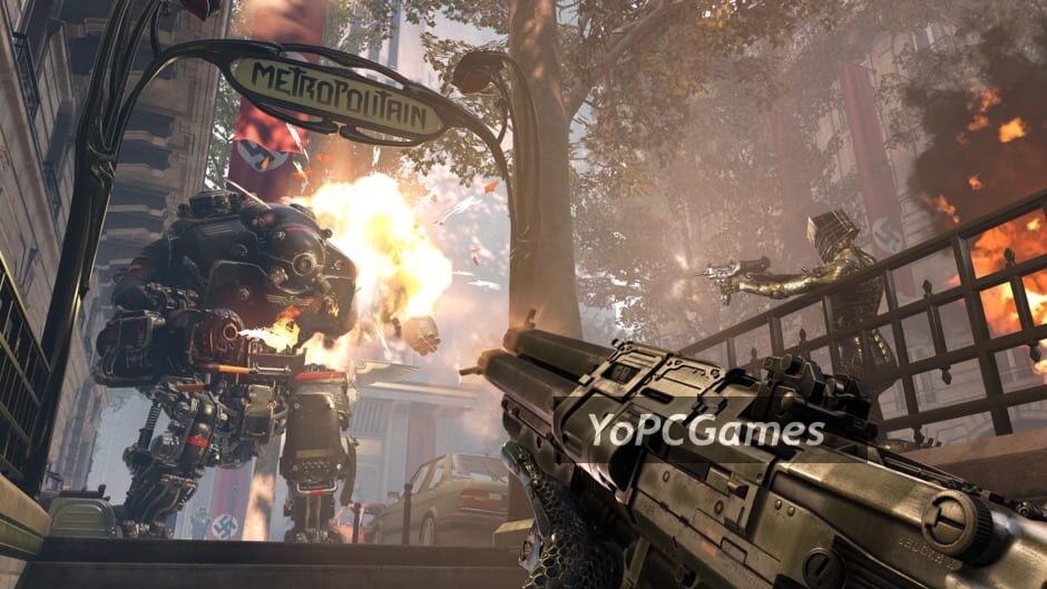 wolfenstein: youngblood screenshot 4