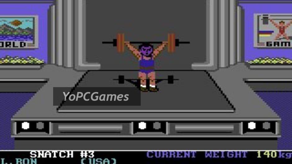 world games screenshot 1