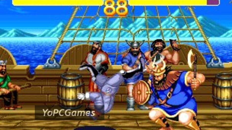 world heroes 2 screenshot 3