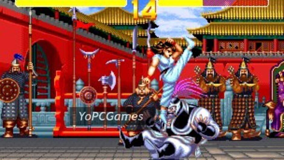world heroes 2 screenshot 4