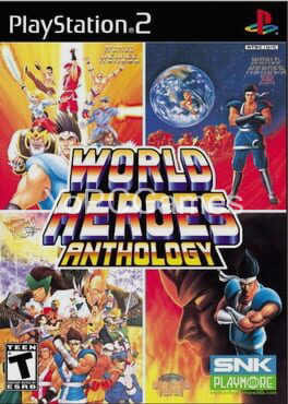 world heroes anthology cover