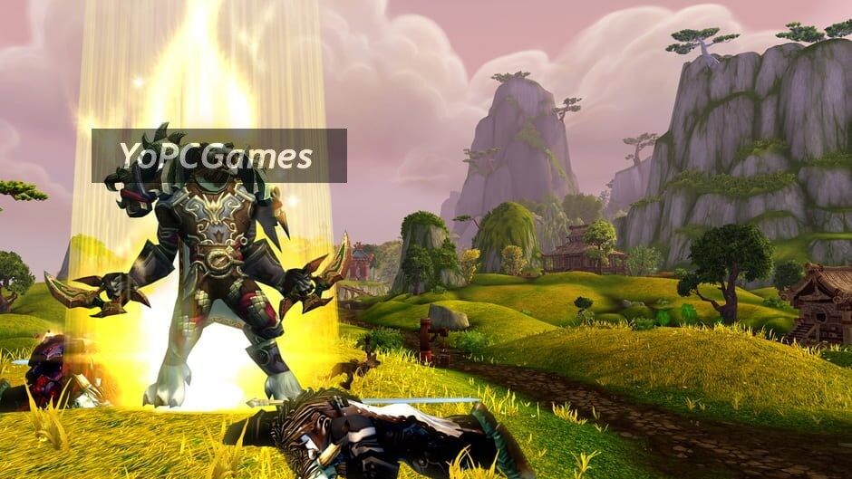 world of warcraft: mists of pandaria screenshot 2