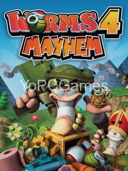 worms 4: mayhem cover