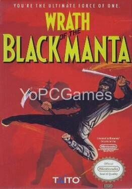 wrath of the black manta pc game