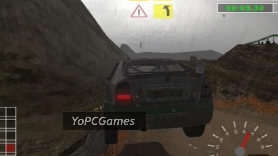 wrc ii extreme screenshot 3