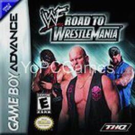 wwf road to wrestlemania pc game