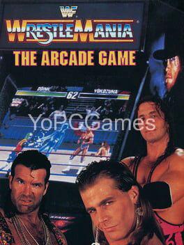 wwf wrestlemania: the arcade game for pc