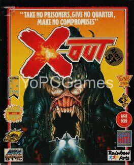 x-out poster