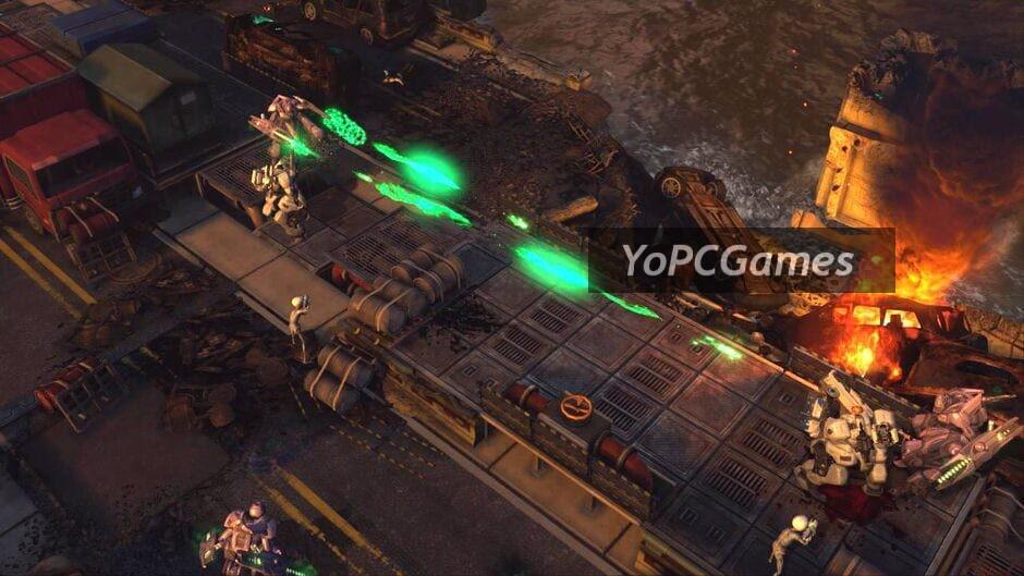 xcom: enemy within screenshot 1