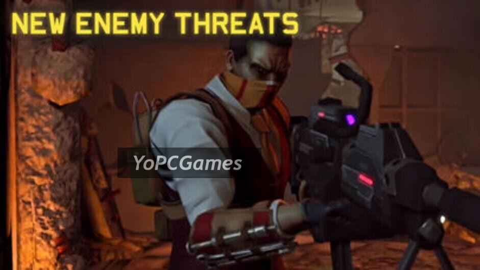 xcom: enemy within screenshot 4