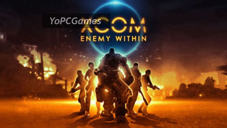 xcom: enemy within screenshot 5