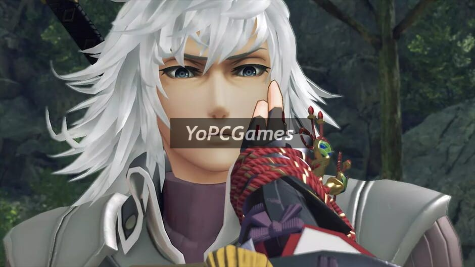 xenoblade chronicles 2: torna - the golden country screenshot 3