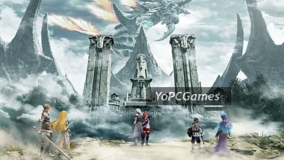 xenoblade chronicles 2: torna - the golden country screenshot 4