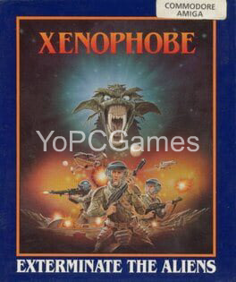 xenophobe cover