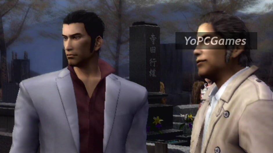 yakuza 2 screenshot 1