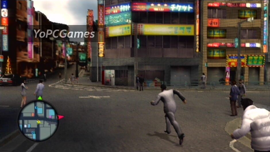 yakuza 2 screenshot 4