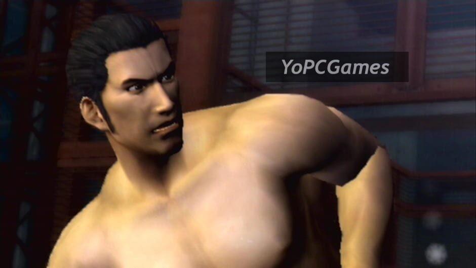 yakuza 2 screenshot 5