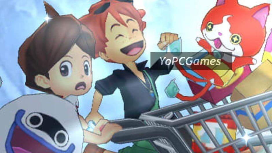 yo-kai watch 3 screenshot 1