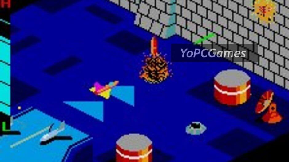 zaxxon screenshot 3