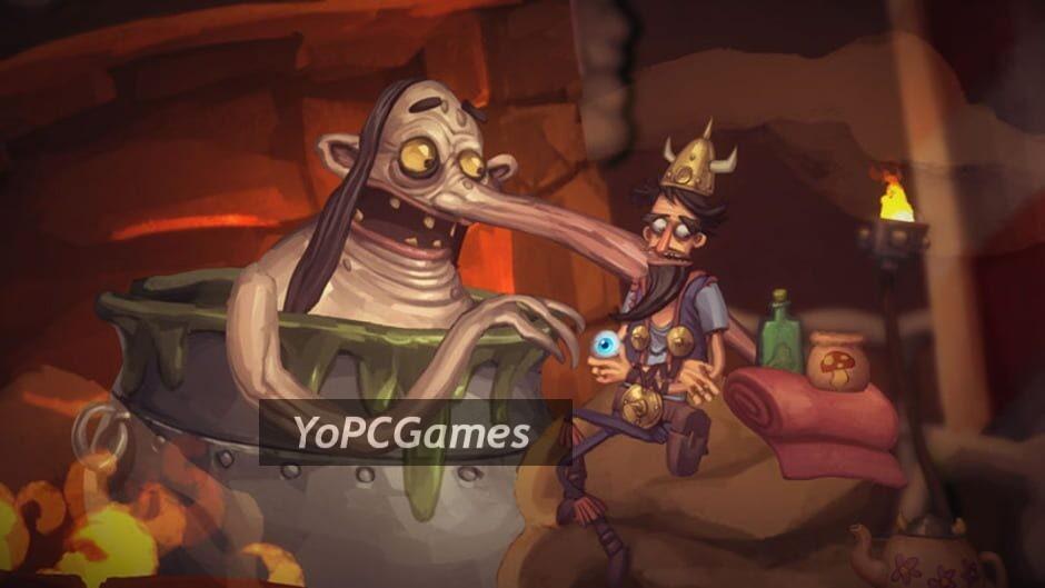zombie vikings screenshot 2