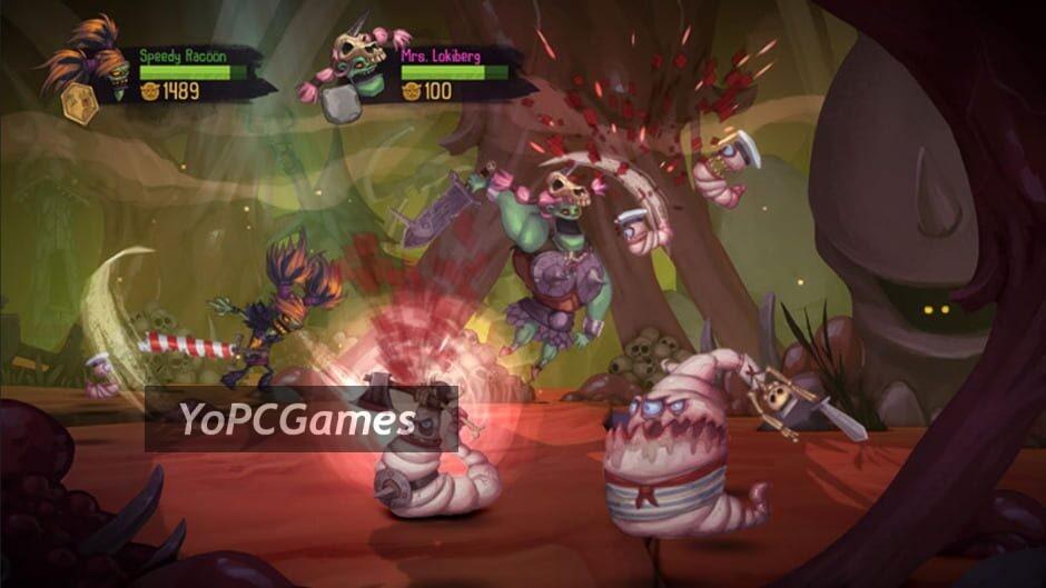 zombie vikings screenshot 3