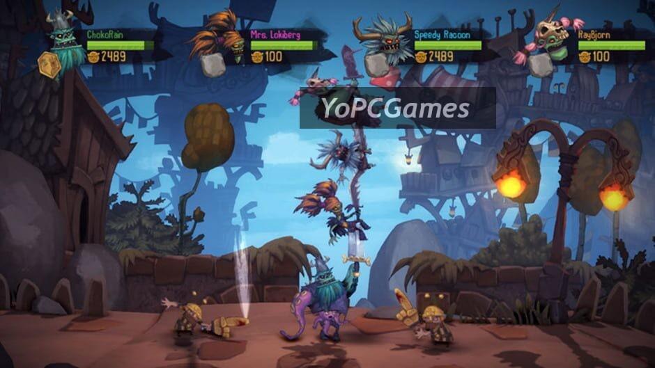zombie vikings screenshot 4