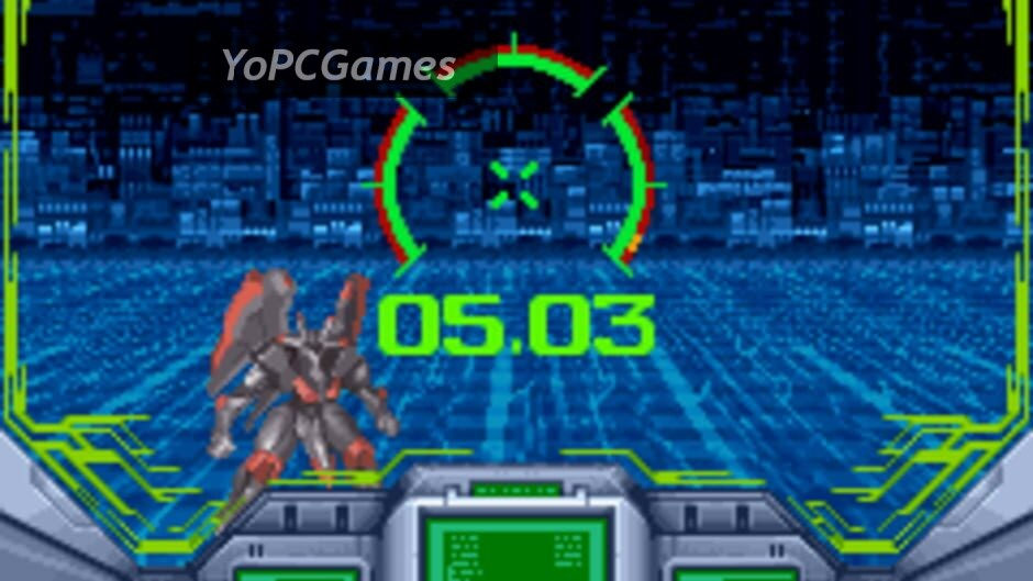 zone of the enders: the fist of mars screenshot 3