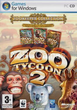 zoo tycoon 2: zookeeper collection game