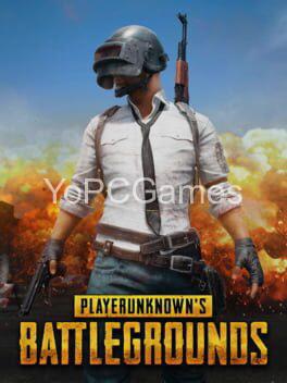 pubg: battlegrounds game