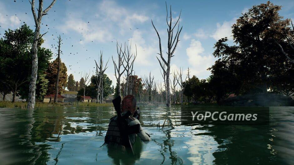 pubg: battlegrounds screenshot 2