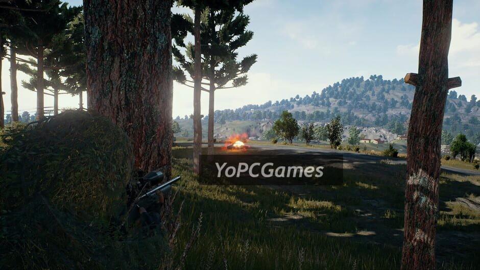 pubg: battlegrounds screenshot 3