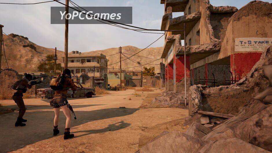 pubg: battlegrounds screenshot 4